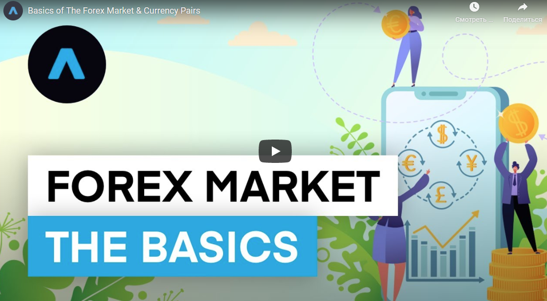 Basics of The Forex Market & Currency Pairs|10:35
